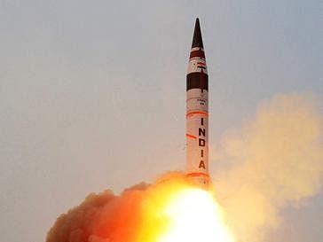 Agni-V_missile