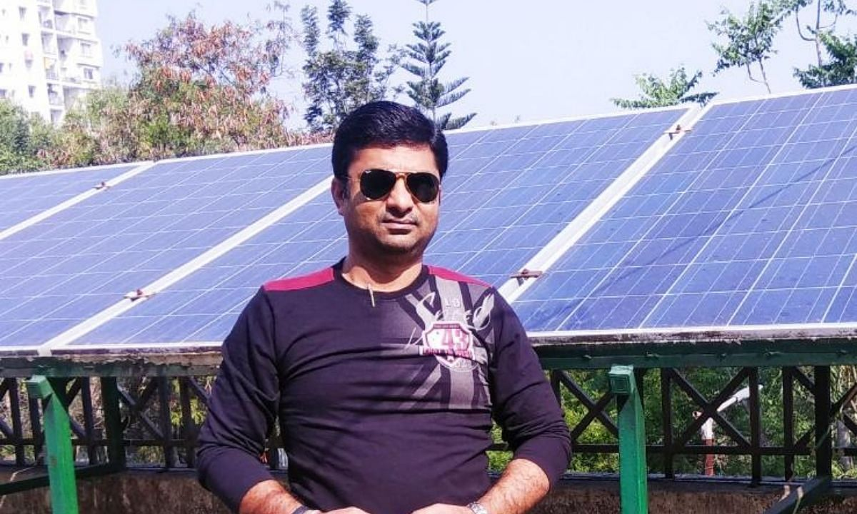 Solar Power Helps Pune Family to run Home, 4 Evs in Low Electricity Bill