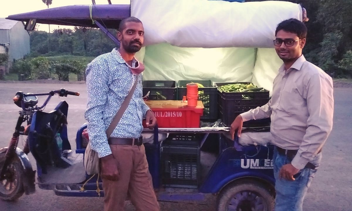 Bihar Startup Invents Solar Operated Cold Storage System for Farmers